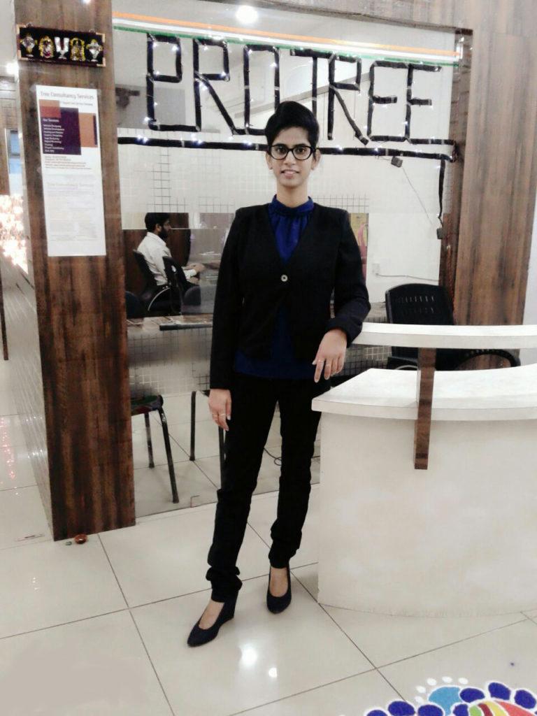 Taniya Parmar Entrepreneur