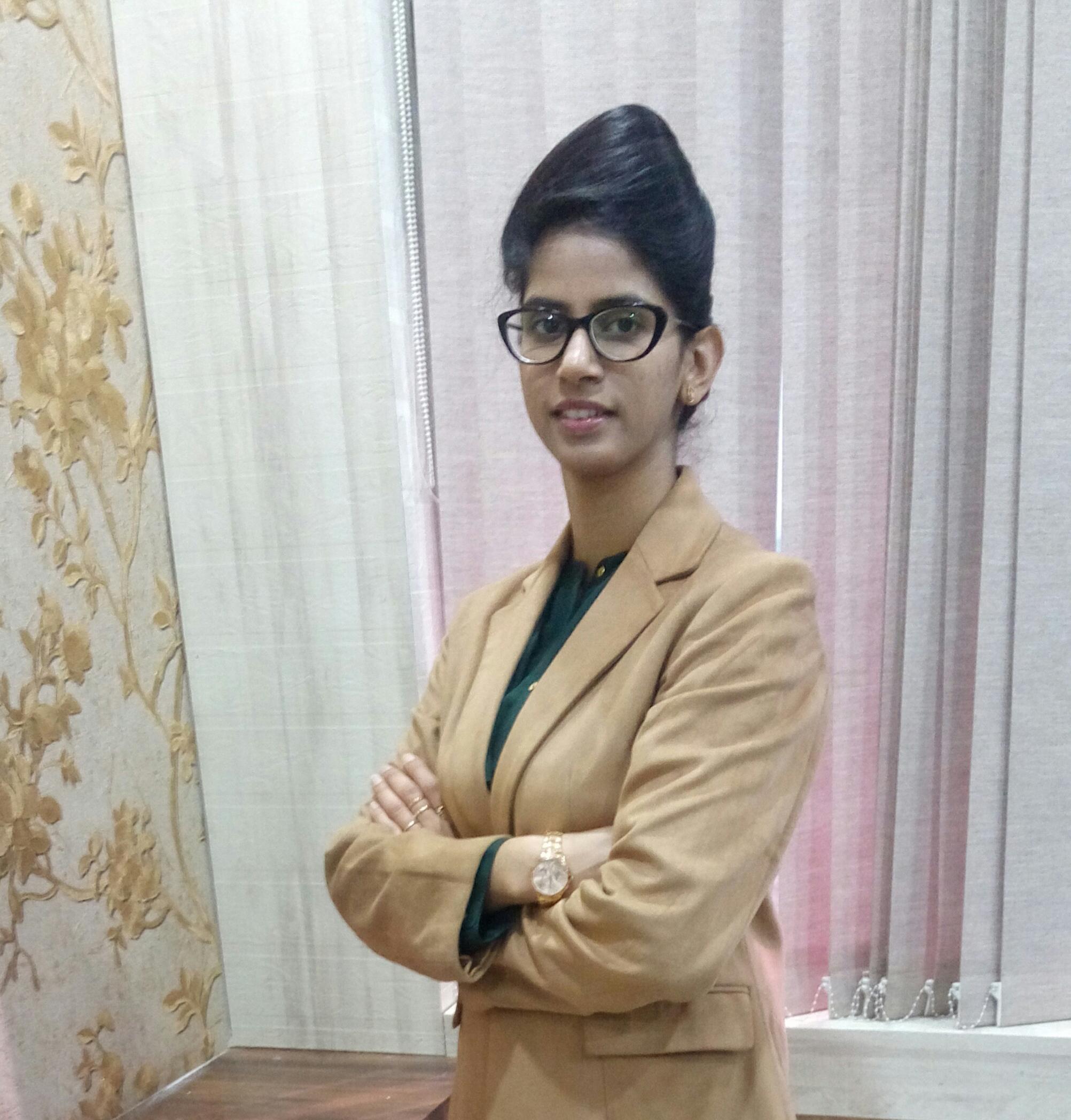 Hire Freelancer Taniya Parmar