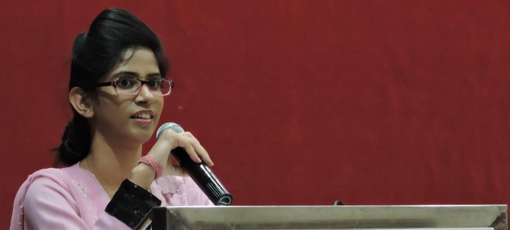 Taniya Parmar Motivational Speaker 1