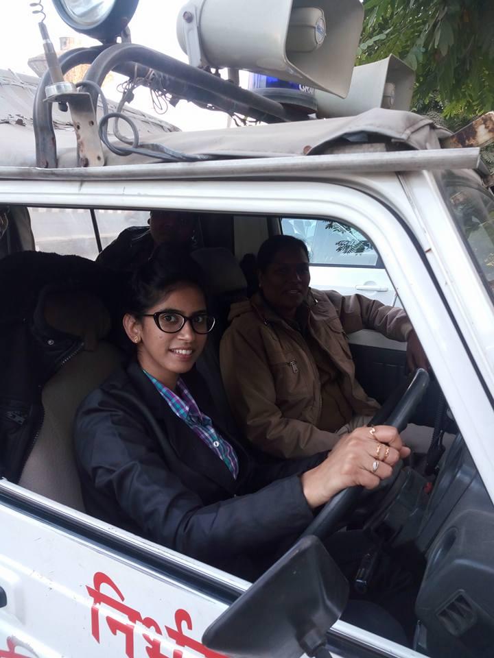 Taniya Parmar Nirbhaya Team 2